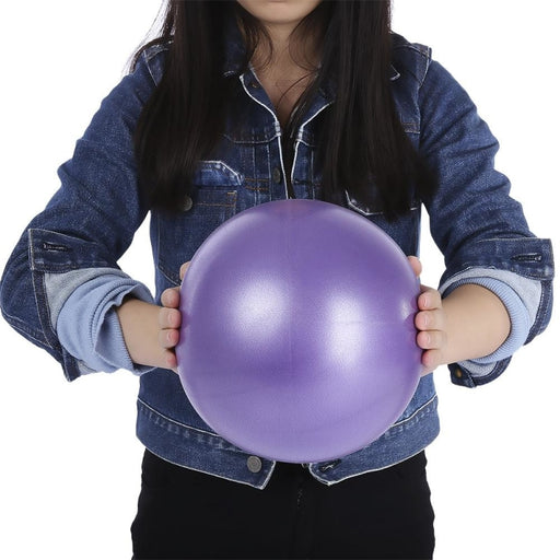 Yoga Ball Exercise Gymnastic Fitness Pilates Ball Balance Exercise Gym Fitness Core Ball Indoor Training Yoga - yoga balls