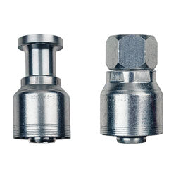 Spiral Crimp Fittings (4 & 6 Wire)