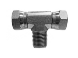 1601 - Female Pipe Swivel - Female Pipe Swivel - Male Pipe Tee