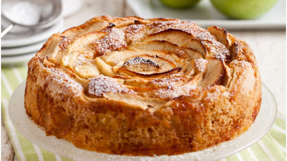 Delicious Dutch Apple Cake