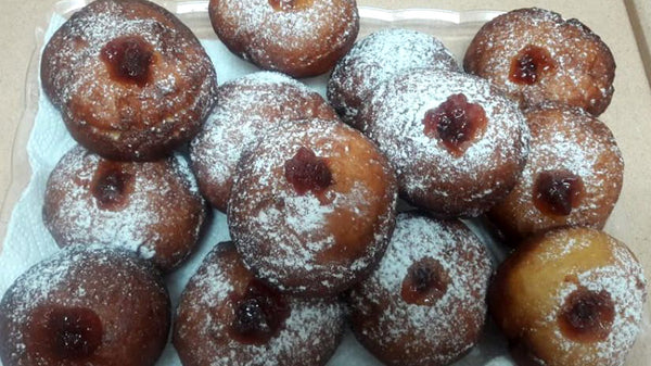 Sufganiot – Jelly Donuts