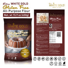 Gluten Free All Purpose & Bread Flour Combo