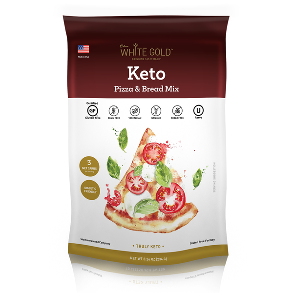 Keto Pizza & Bread Mix