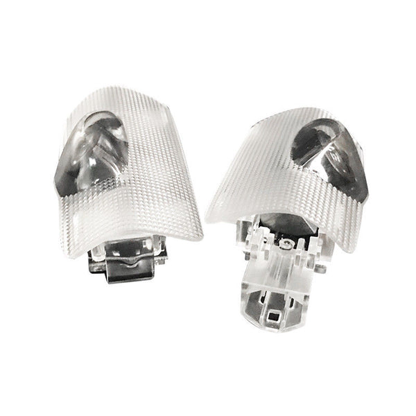 A Pair Led Courtesy Lamp Car Door Welcome Light Projector For Toyota prius tundra corolla prado