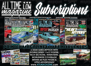 6 Issue Subscription