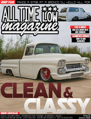 Issue 22 - Clean & Classy