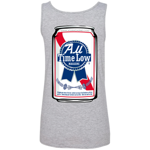 Beer Can Logo Tank Top