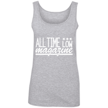 Load image into Gallery viewer, Less Internet More Minitrucks Ladies Tank Top