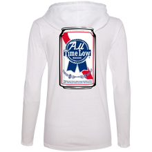 Load image into Gallery viewer, Beer Can Logo Ladies Hoodie