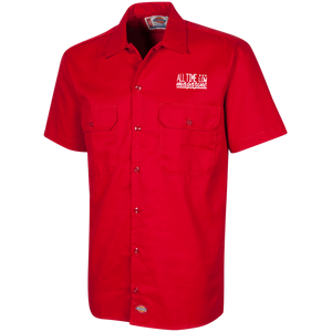 Embroidered Logo Workshirt
