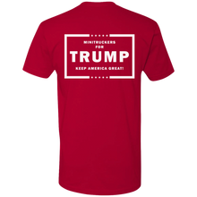 Load image into Gallery viewer, Minitruckers for Trump T-Shirt