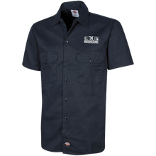 Load image into Gallery viewer, Embroidered Logo Workshirt