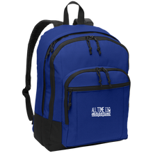 Load image into Gallery viewer, Embroidered logo Basic Backpack