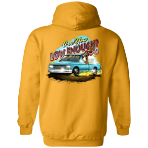 Is Your Dog Low Enough?  Hoodie