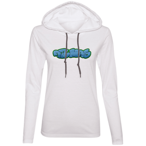 Minitrucker Parking Brake Ladies Hoodie