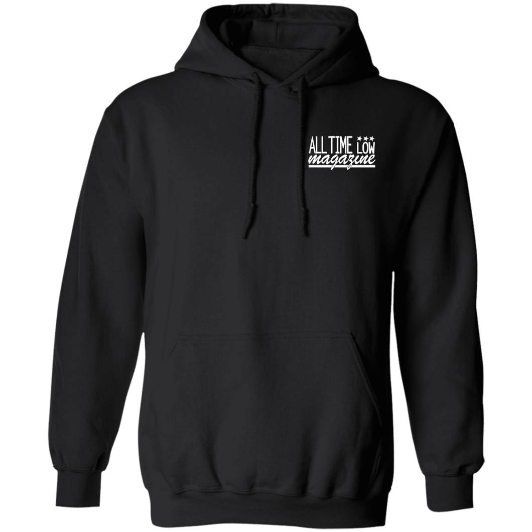 Minitruckers for Trump Hoodie