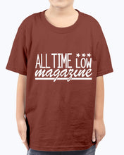 Load image into Gallery viewer, Basic Logo Youth Tshirt