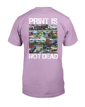 Load image into Gallery viewer, Print Is Not Dead T-Shirt