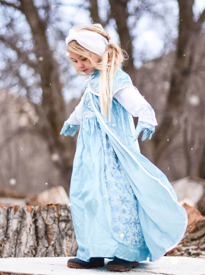 Elsa cape - Frozen