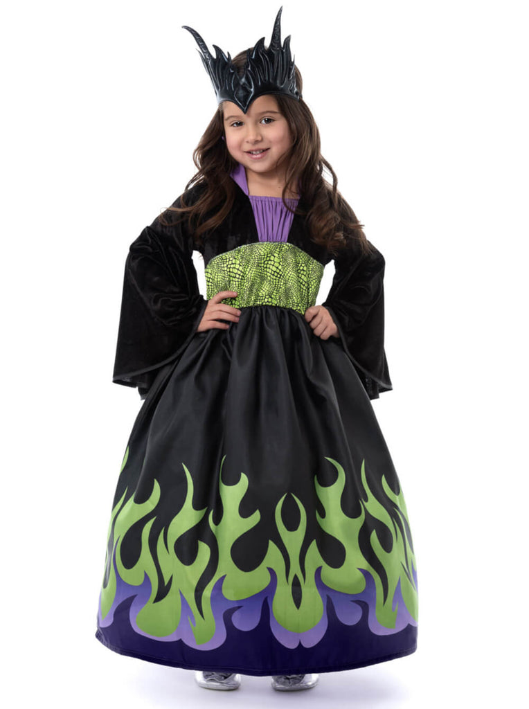 Maleficent jurk kind