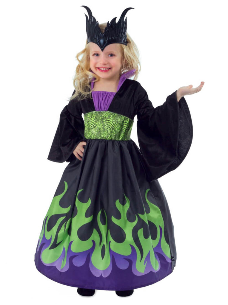 Maleficent jurk