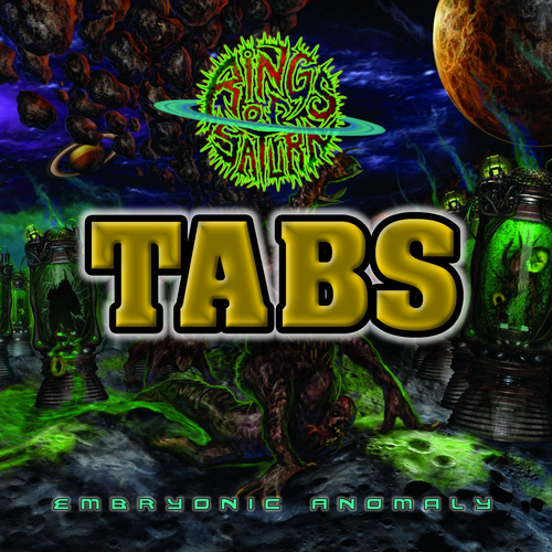 Embryonic Anomaly Full Album Guitar Tabs - GP & PDF Formats