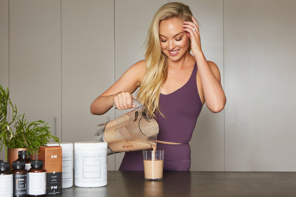 Jess shares her personal story behind the vitamins range