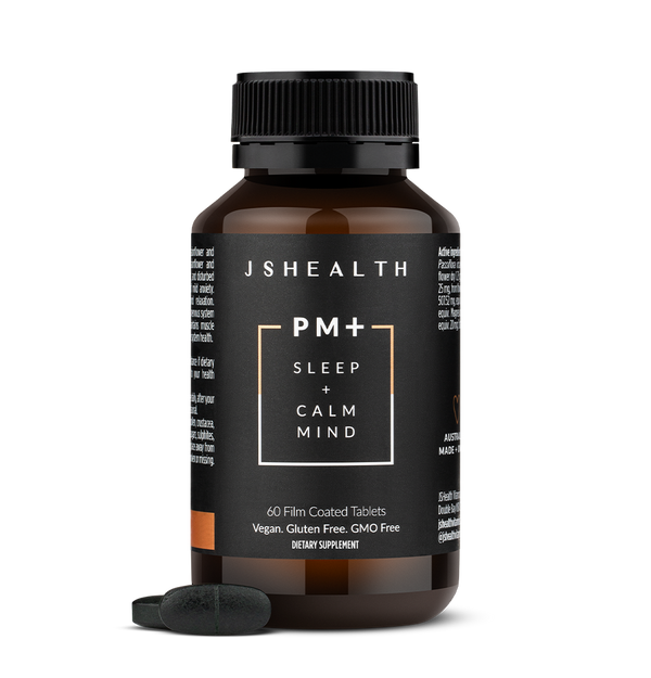 PM+ Sleep Formula - 60 Tablets