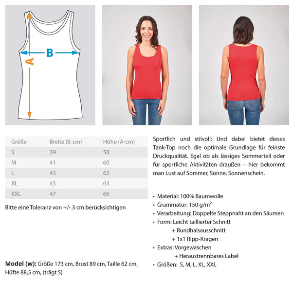 PM FASHION WOMEN® Trendsetter  - Frauen Tanktop - PM FASHION®