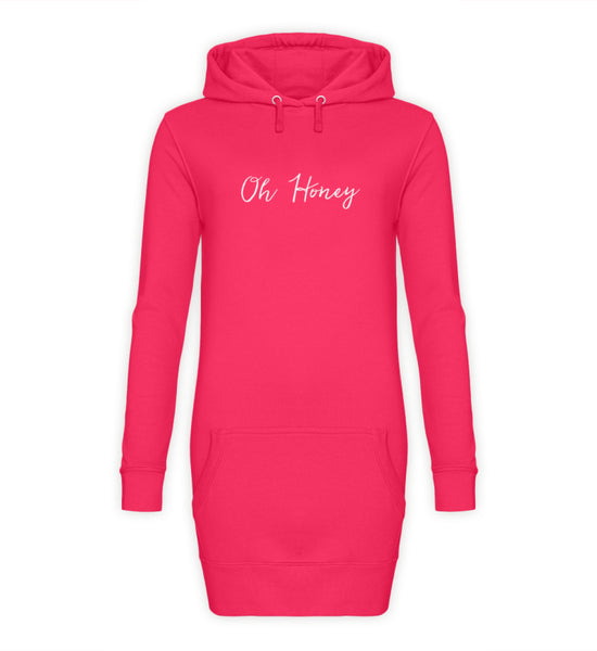 PM FASHION WOMEN® Oh Honey  - Damen Hoodie-Kleid - PM FASHION®