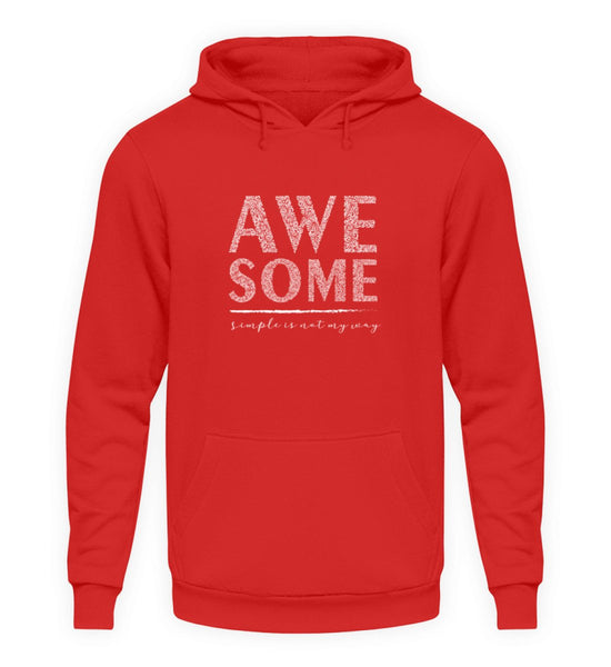 PM FASHION WOMEN® Awsome  - Unisex Kapuzenpullover Hoodie - PM FASHION®