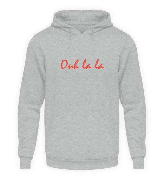 PM FASHION WOMEN® Ouh la la  - Unisex Kapuzenpullover Hoodie - PM FASHION®