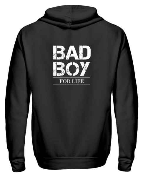PM FASHION MEN® Bad Boy for Life  - Zip-Hoodie - PM FASHION®