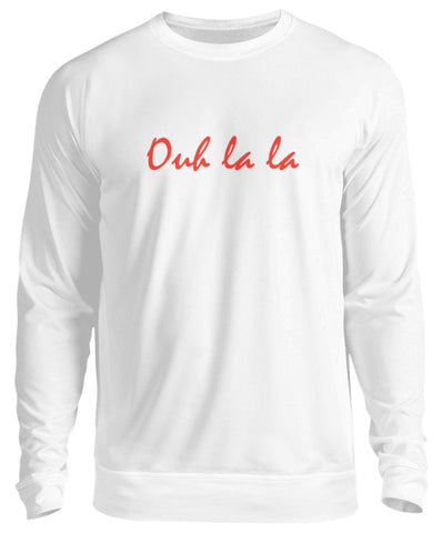 PM FASHION WOMEN® Ouh la la  - Unisex Pullover - PM FASHION®