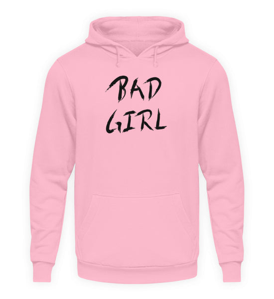 PM FASHION WOMEN® Bad Girl  - Unisex Kapuzenpullover Hoodie - PM FASHION®