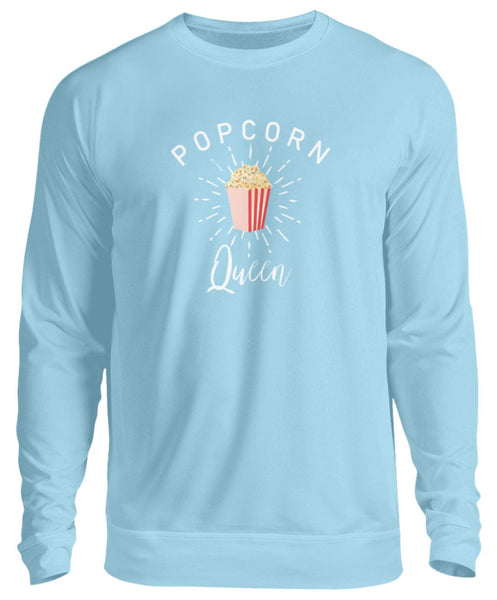 PM FASHION WOMEN® Popcorn Queen  - Unisex Pullover - PM FASHION®
