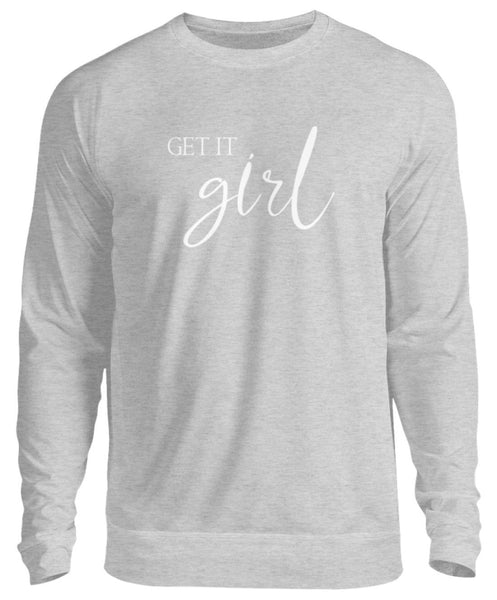 PM FASHION WOMEN® Get it Girl  - Unisex Pullover - PM FASHION®