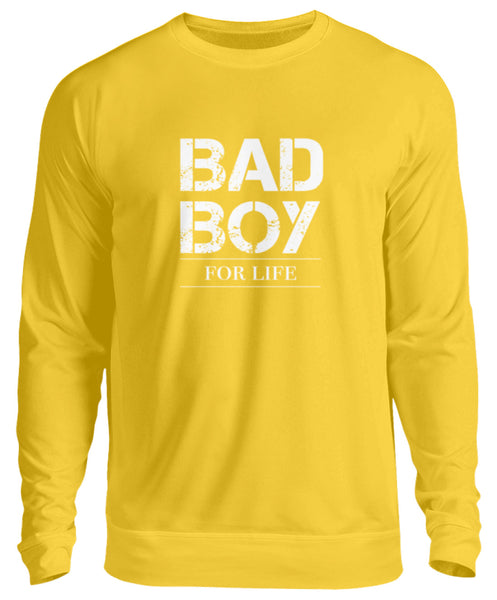 PM FASHION MEN® Bad Boy for Life  - Unisex Pullover - PM FASHION®