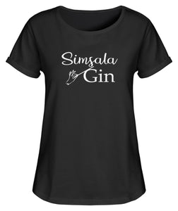 PM FASHION WOMEN® Gin  - Damen RollUp Shirt - PM FASHION®