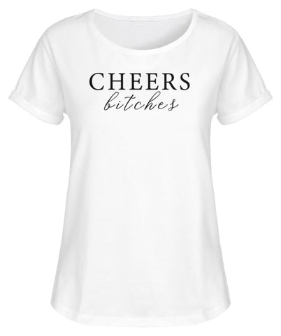 PM FASHION WOMEN® Cheers  - Damen RollUp Shirt - PM FASHION®