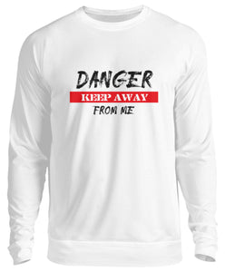 PM FASHION MEN® Danger  - Unisex Pullover - PM FASHION®