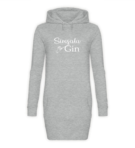 PM FASHION WOMEN® Gin  - Damen Hoodie-Kleid - PM FASHION®