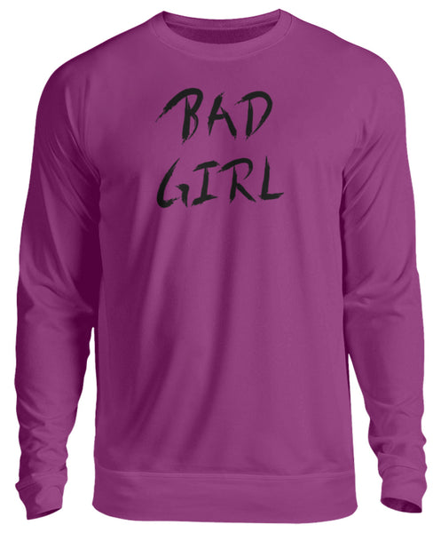 PM FASHION WOMEN® Bad Girl  - Unisex Pullover - PM FASHION®