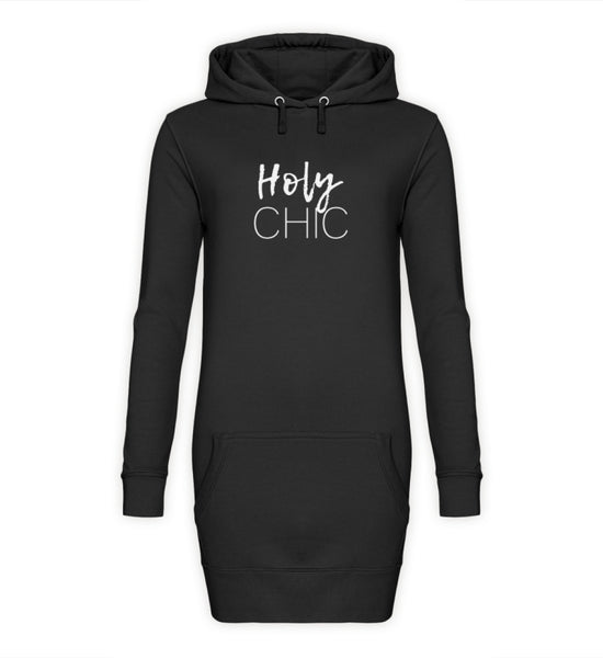 PM FASHION WOMEN® Holy Chic  - Damen Hoodie-Kleid - PM FASHION®