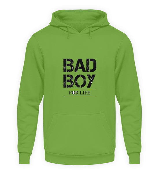 PM FASHION MEN® Bad Boy for life  - Unisex Kapuzenpullover Hoodie - PM FASHION®