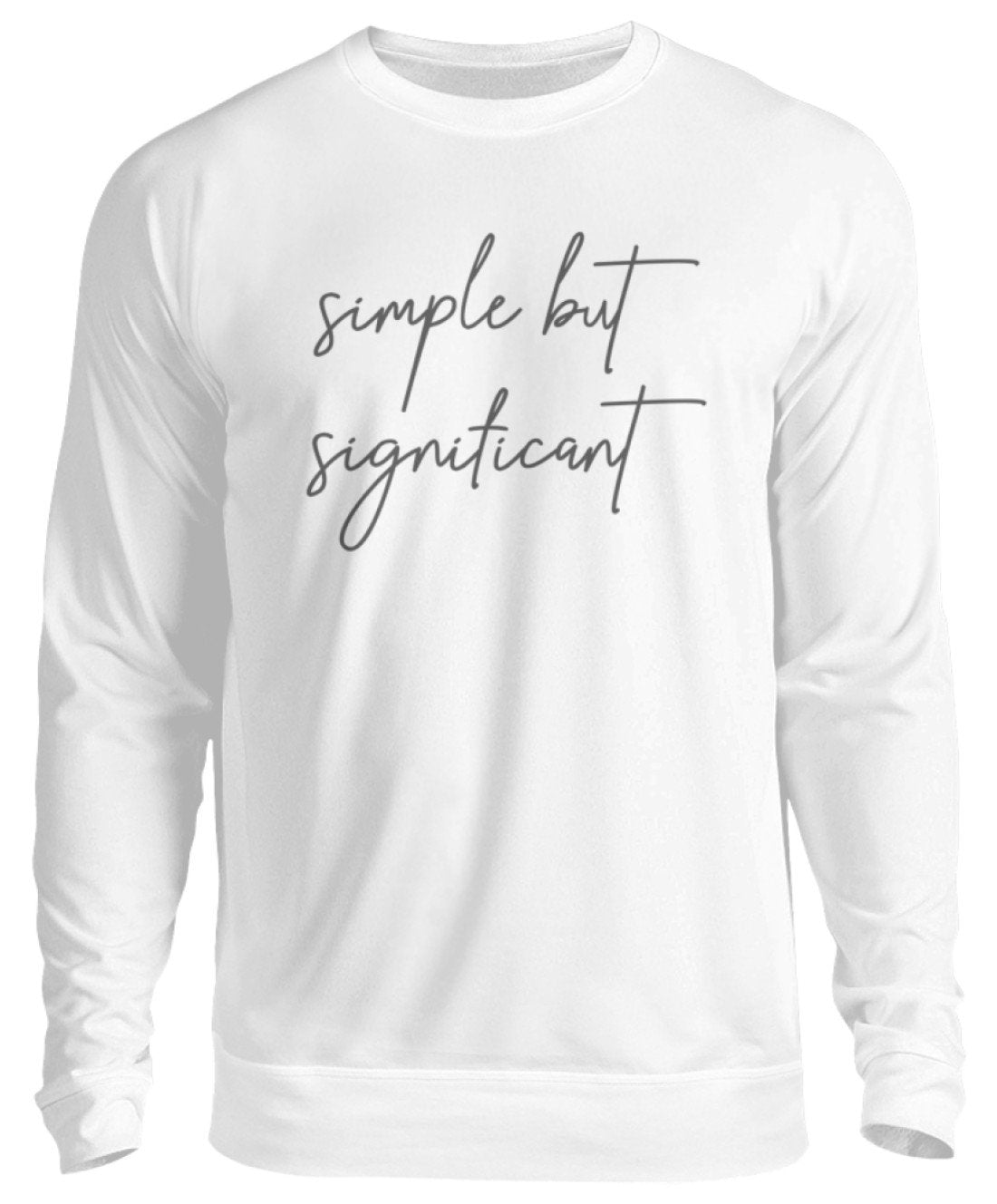 PM FASHION WOMEN® Simple but significant  - Unisex Pullover - PM FASHION®