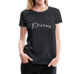 Dreams T-Shirt - Schwarz