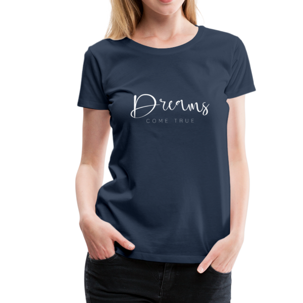 Dreams T-Shirt - Navy
