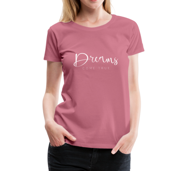 Dreams T-Shirt - Malve