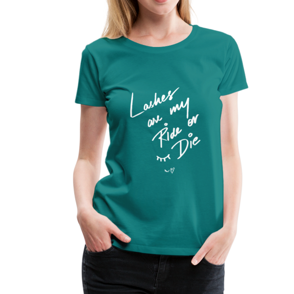 Lashes T-Shirt - Divablau